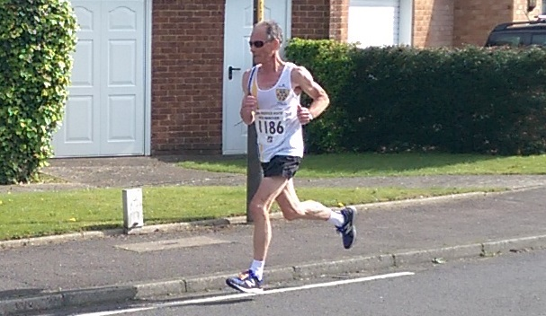 James Graham at Paddock Wood Half